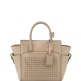 Reed Krakoff - Atlantique Mini Perforated Tote Bag