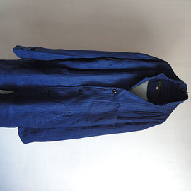 GARMENT REPRODUCTION OF WORKERS - FRENCH GARDENER COAT