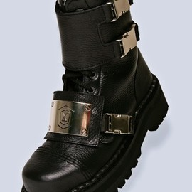 long clothing - Long x Underground Double Sole Boot