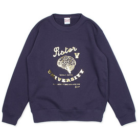 "Sister - 【Sister Original】Sweat""Sister UNIVERSITY""/NAVY"
