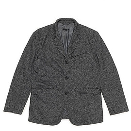 ENGINEERED GARMENTS - Andover Jacket-Homespun-Charcoal