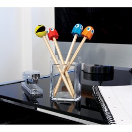 Paladone Products - PAC-MAN pencil toppers