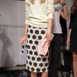 Burberry - S/S14 pale pink clutch