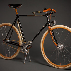 ASCARI BICYCLE - ASCARI COPPER 3 SPEED
