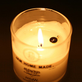 "JAM HOME MADE, retaW - JAM HOME MADE × retaW ""DIAMOND FRAGRANCE CANDLE"""