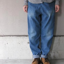 French Work Pants Wool