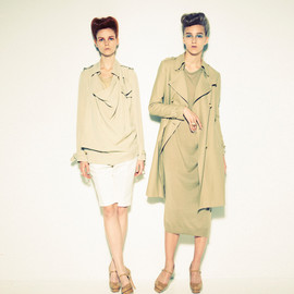 ENFOLD - Trench coat