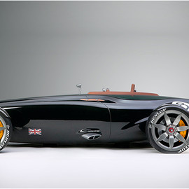 BENTLEY - BARNATO ROADSTER