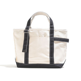 TEMBEA - Tote Bag Medium-Natural×Black