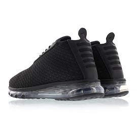 NIKE - Air Max Woven Boot - Black/Black