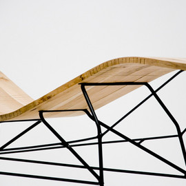 Jules Levasseur - bois mou (soft wood) furnishings