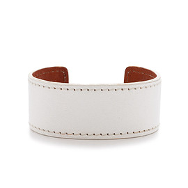 J.Crew - Thin leather cuff bracelet