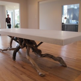 benforgeydotcom - Float Dining Table
