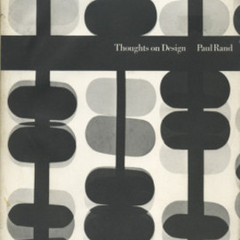 Paul Rand - Thoughts on Design