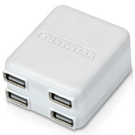 TUNEWEAR - TUNEMAX 4USB Charger TUN-PD-000034