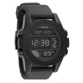 nixon - THE UNIT Black