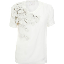 LANVIN - Scattered Bow Tee