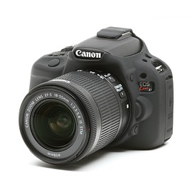 DISCOVERED - DISCOVERED イージーカバー Canon EOS Kiss X7 用 液晶保護フィルム付 ブラック X7-BL