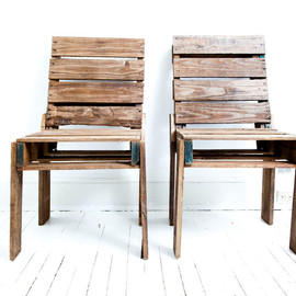 roughsouthhome - Pallet Chair