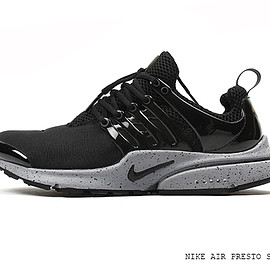 Nike - Air Presto SP - Black/Grey