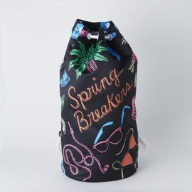 son of the cheese - SPRING BREAKERS POOL BAG(BLACK)