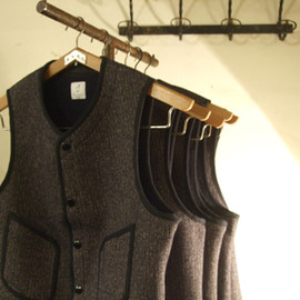 ANATOMICA - BB CLOTH VEST