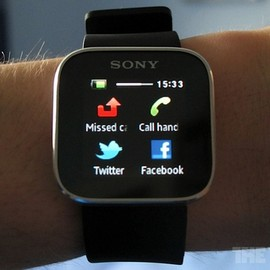 sony - SmartWatch MN2
