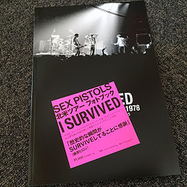PEEL&LIFT - I SURVIVED -FIRST AMERICAN TOUR 1978- ROBERTA BAYLEY PHOTOBOOK2015