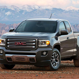 GMC Announces 2015 Canyon - GMC Announces 2015 Canyon