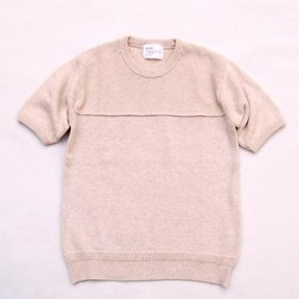 ALLEGE - Short Sleeve Pull Over Knit