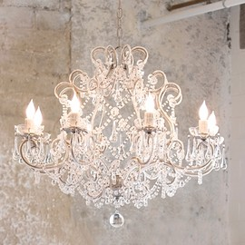 SHABBYCHIC - Lily Juliana Chandelier