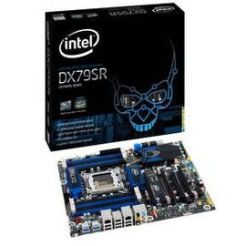 Intel - Intel Desktop Board DX79SR