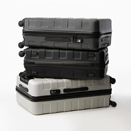 MUJI - Hard Carry Suitcase