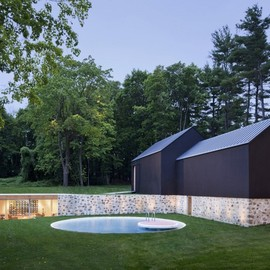 Roger Ferris + Partners - Country Estate, New Canaan, CT, USA