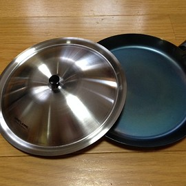 UNIFLAME - ROUND IRON PLATE LID
