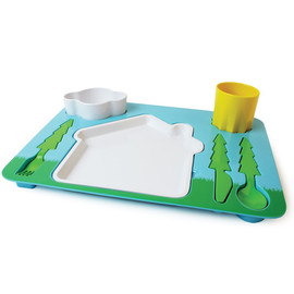 DOIY Design - Landscape Dinner Set