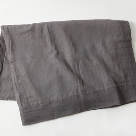 MARGARET HOWELL - LINEN BLANKET GREY
