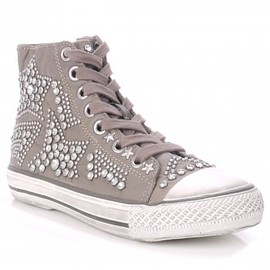 ASH - Ash Vibration Perkish Star Studded Trainer