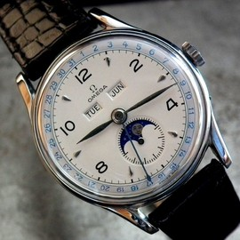 OMEGA - Cosmic Moonphase Vintage Watch