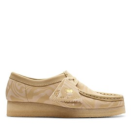 Clarks - Wallabee WW Lo in Maple