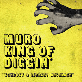 MURO / Mitsu the Beats - Conduct a Library Research