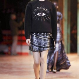 KENZO - Kenzo Fall Winter Ready To Wear 2013 Paris