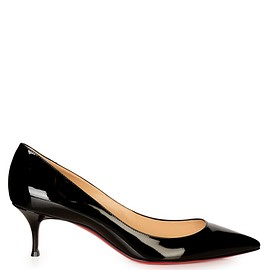 Christian Louboutin - Pigalle Follies 55mm patent-leather pumps