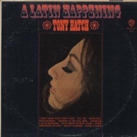 Tony Hatch - A latin happening (Used LP)