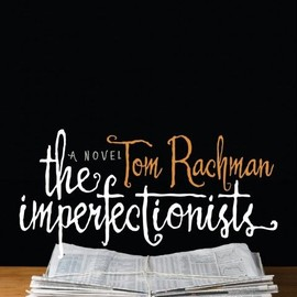The Imperfectionist Cover | Designer: Robert Devico