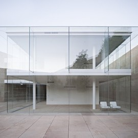 Alberto Campo Baeza - Zamora Offices, Zamora, Spain