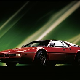 BMW - M1 (ItalDesign)1977