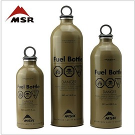 MSR - Fuel Bottle