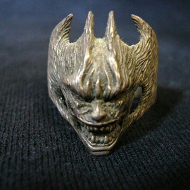 ART STORM - DEVILMAN RING