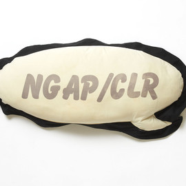 UNDERCOVER, NGAP - NGAP/CLR house of color Cushion